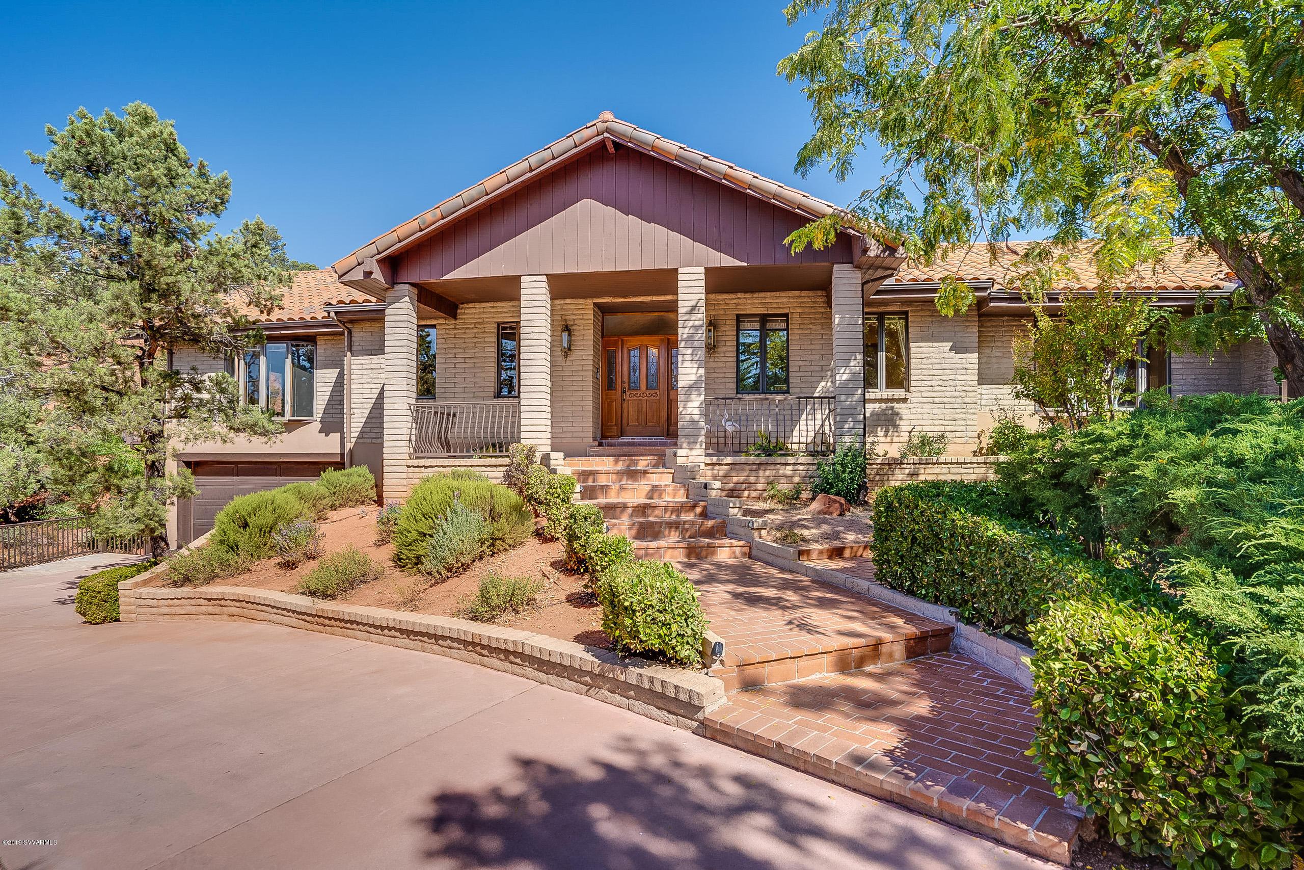 395 Manzanita Drive Sedona, AZ 86336