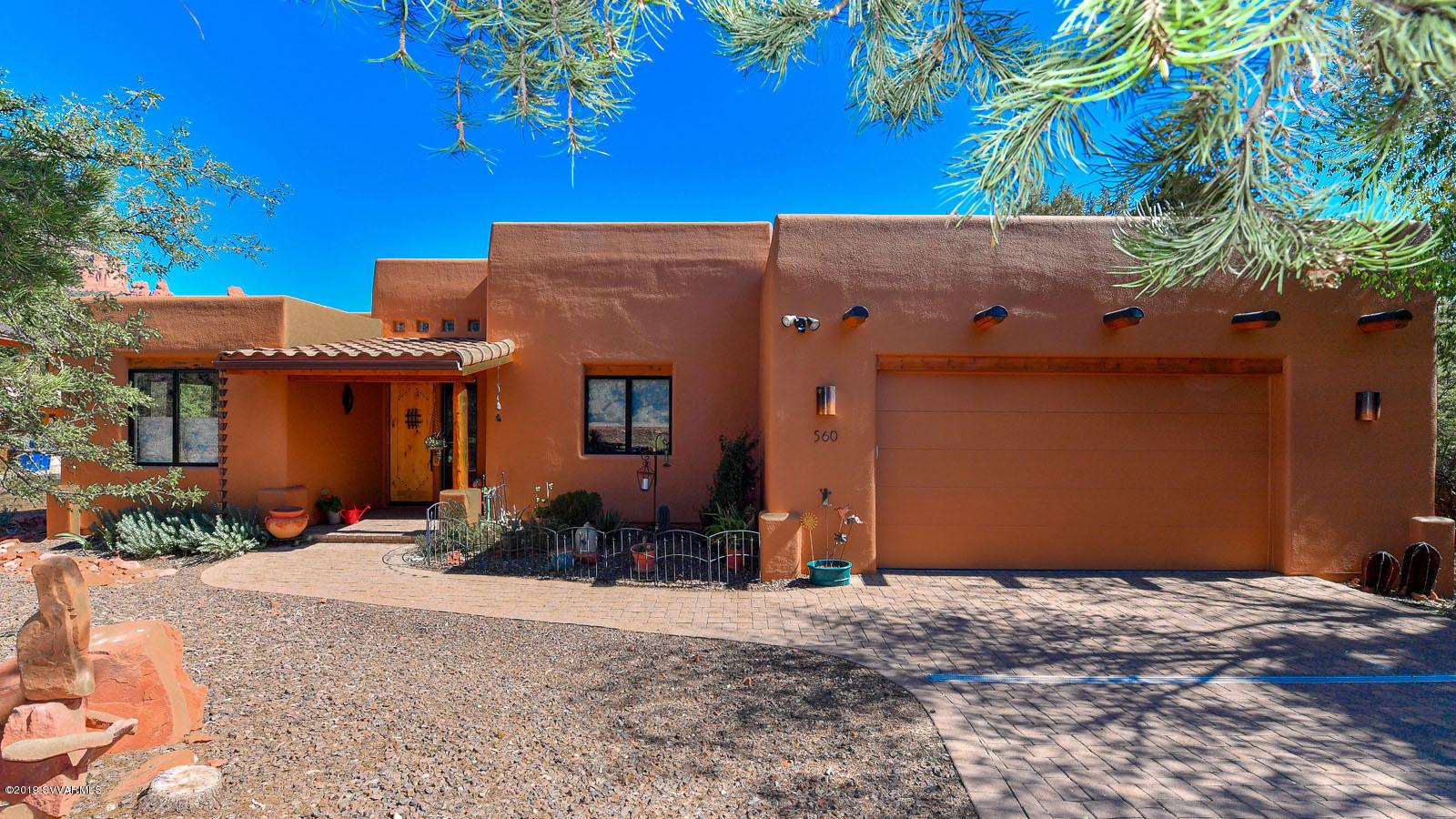 560 Schnebly Rd Sedona, AZ 86336