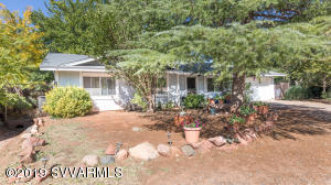 Fenced Back yard 3 Bedroom 2 bath Great VRBO or rental previously rented for $2000 a monthGreat Starter home or retirement home. Close to shopping, hiking and all Sedona has to offer