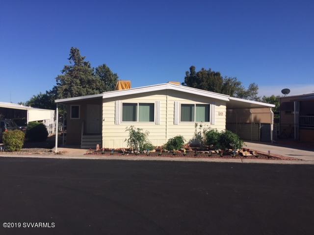 325 Az-89a #45 Cottonwood, AZ 86326