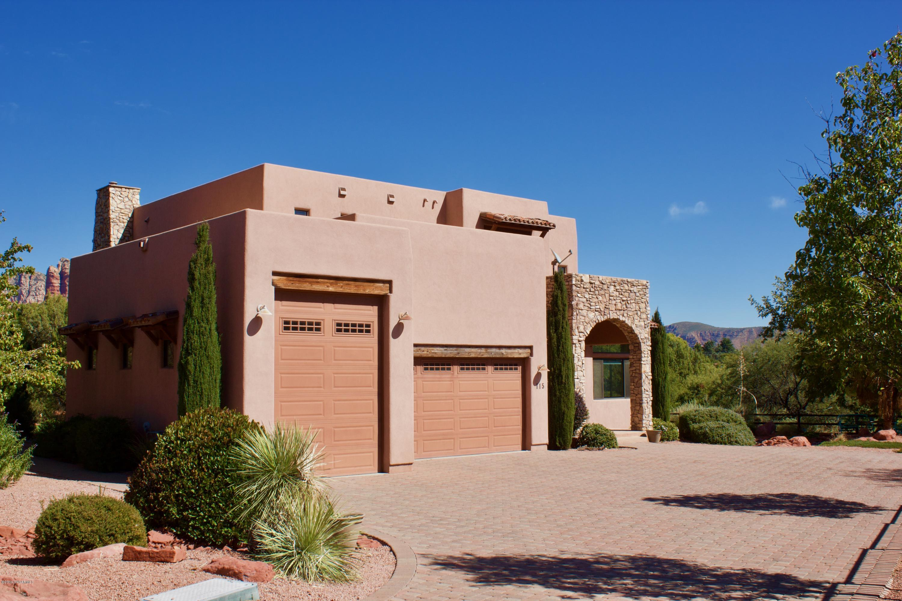 115 Brielle Lane Sedona, AZ 86351
