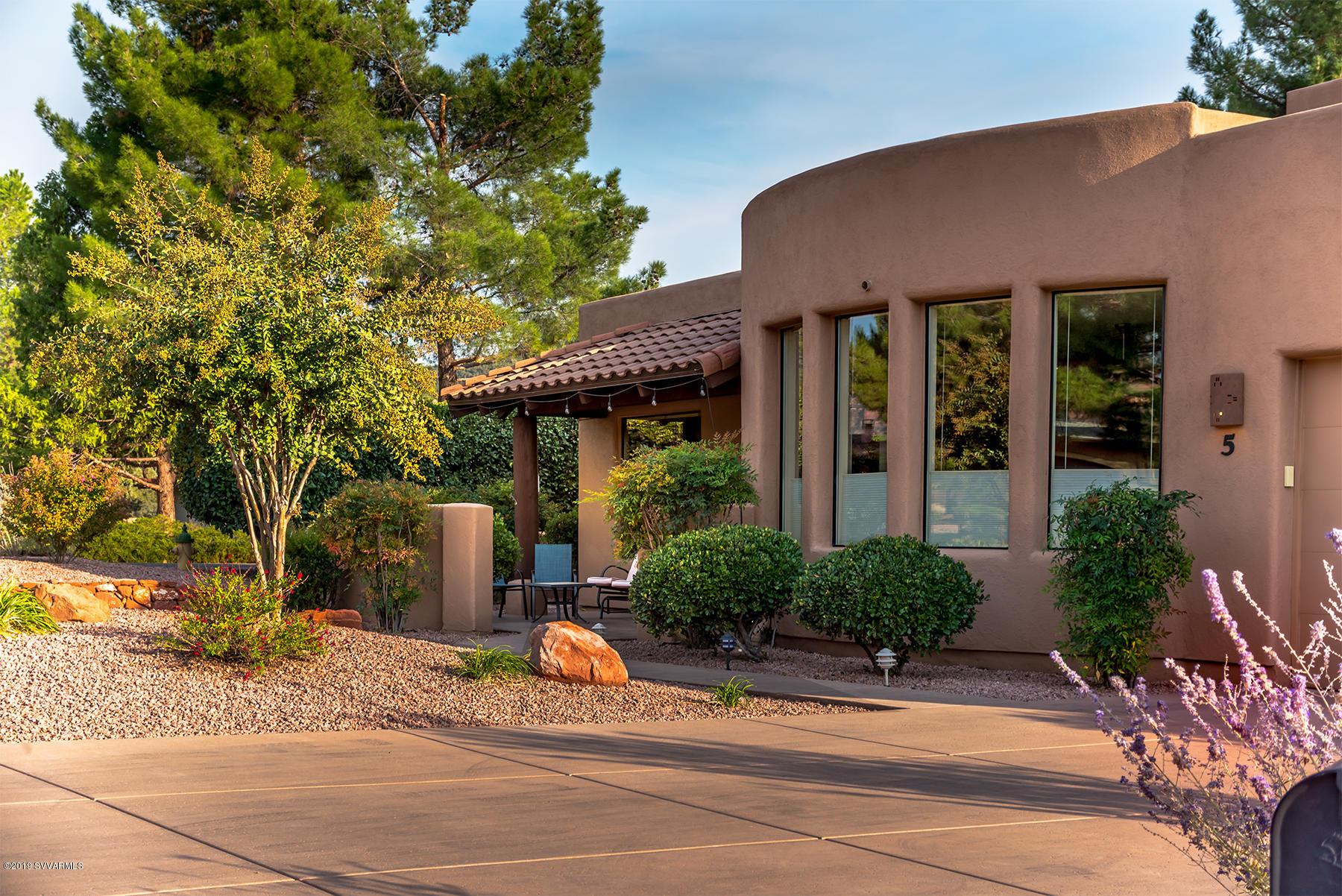 5 Spur Court Sedona, AZ 86351