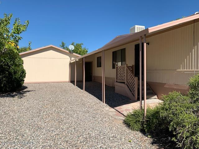 3466 E Hogan Circle Cottonwood, AZ 86326