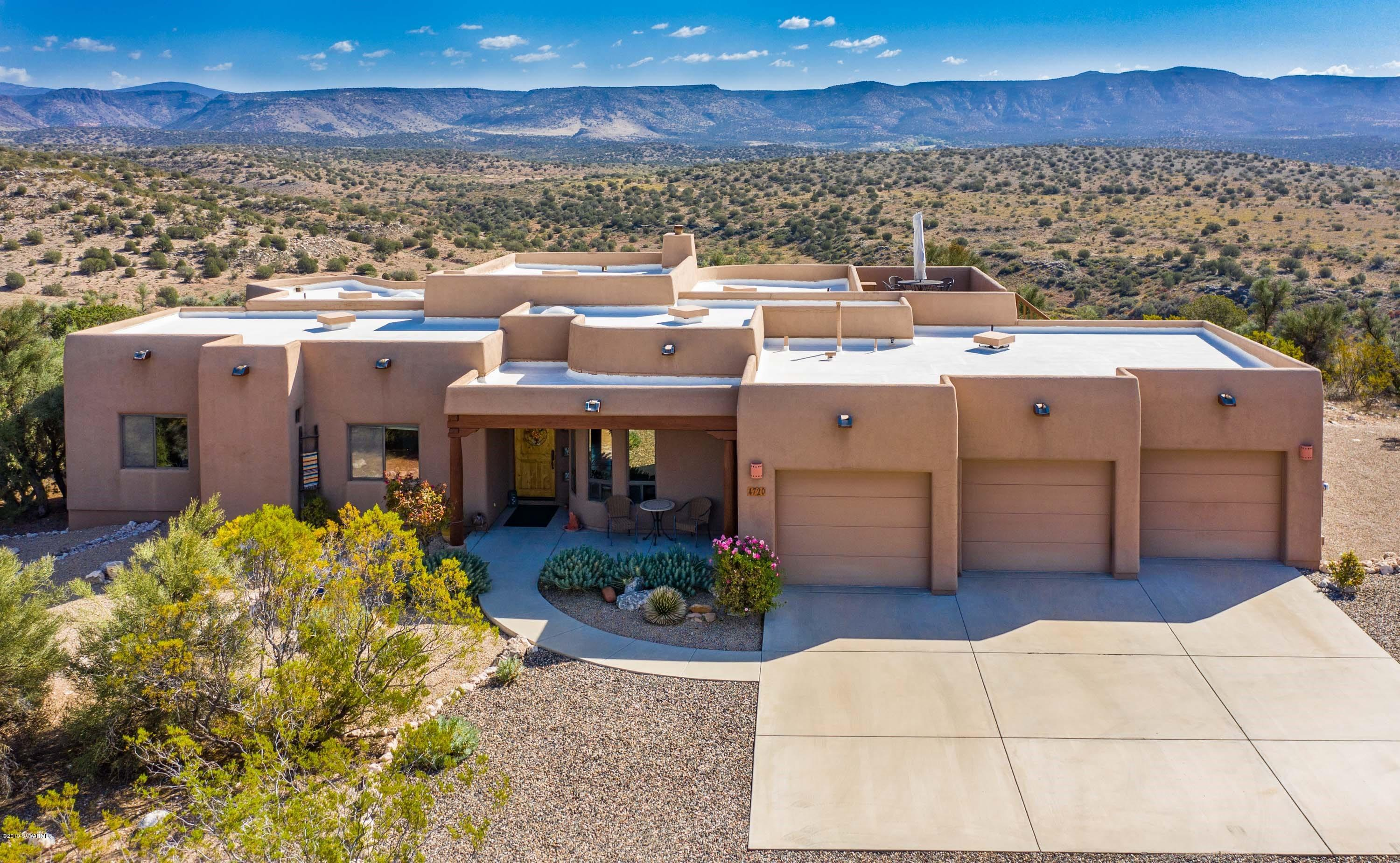 4720 E Sedona View Lane Rimrock, AZ 86335