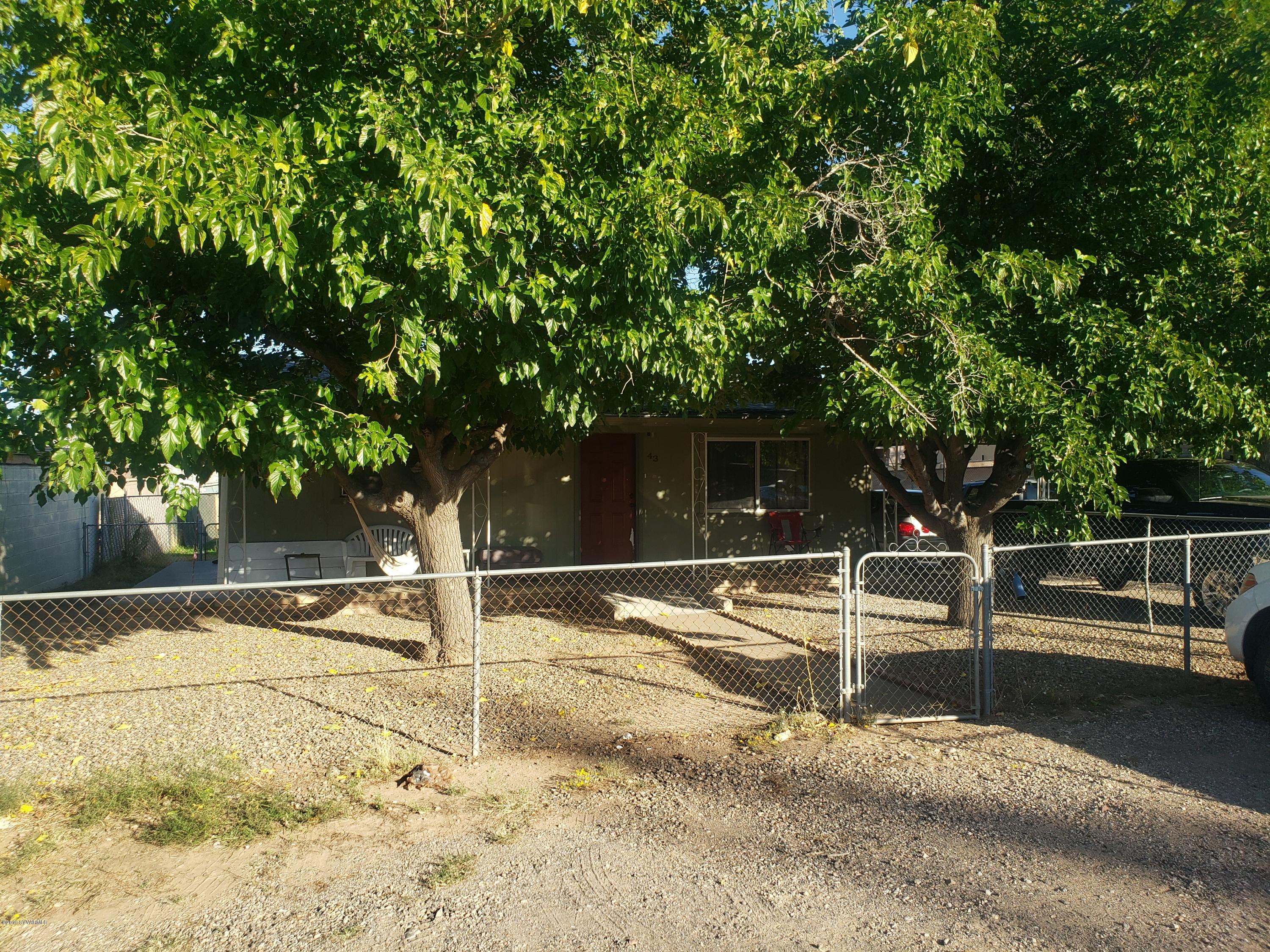 43 S 15th St Cottonwood, AZ 86326