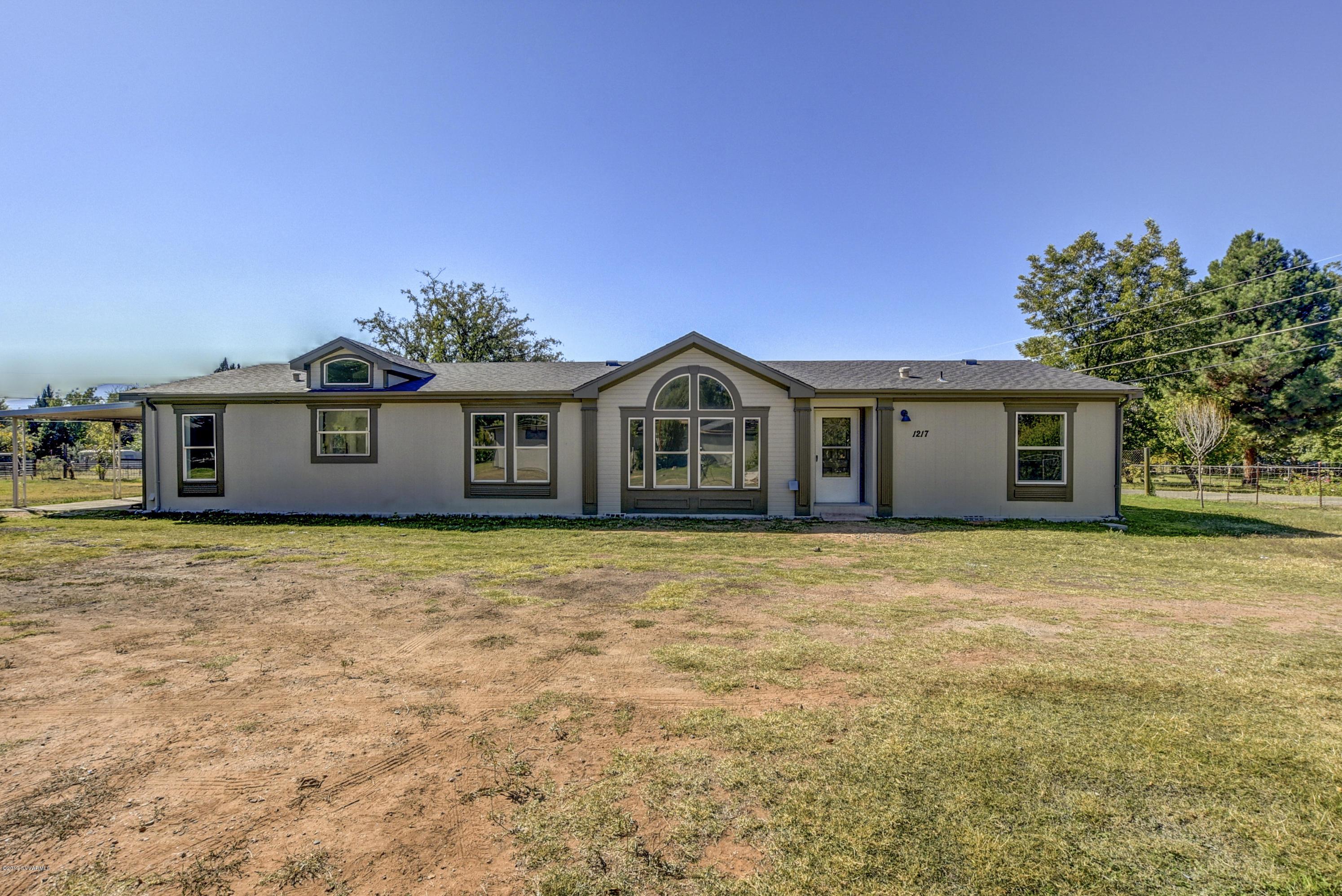 1217 N Buckskin Lane Camp Verde, AZ 86322
