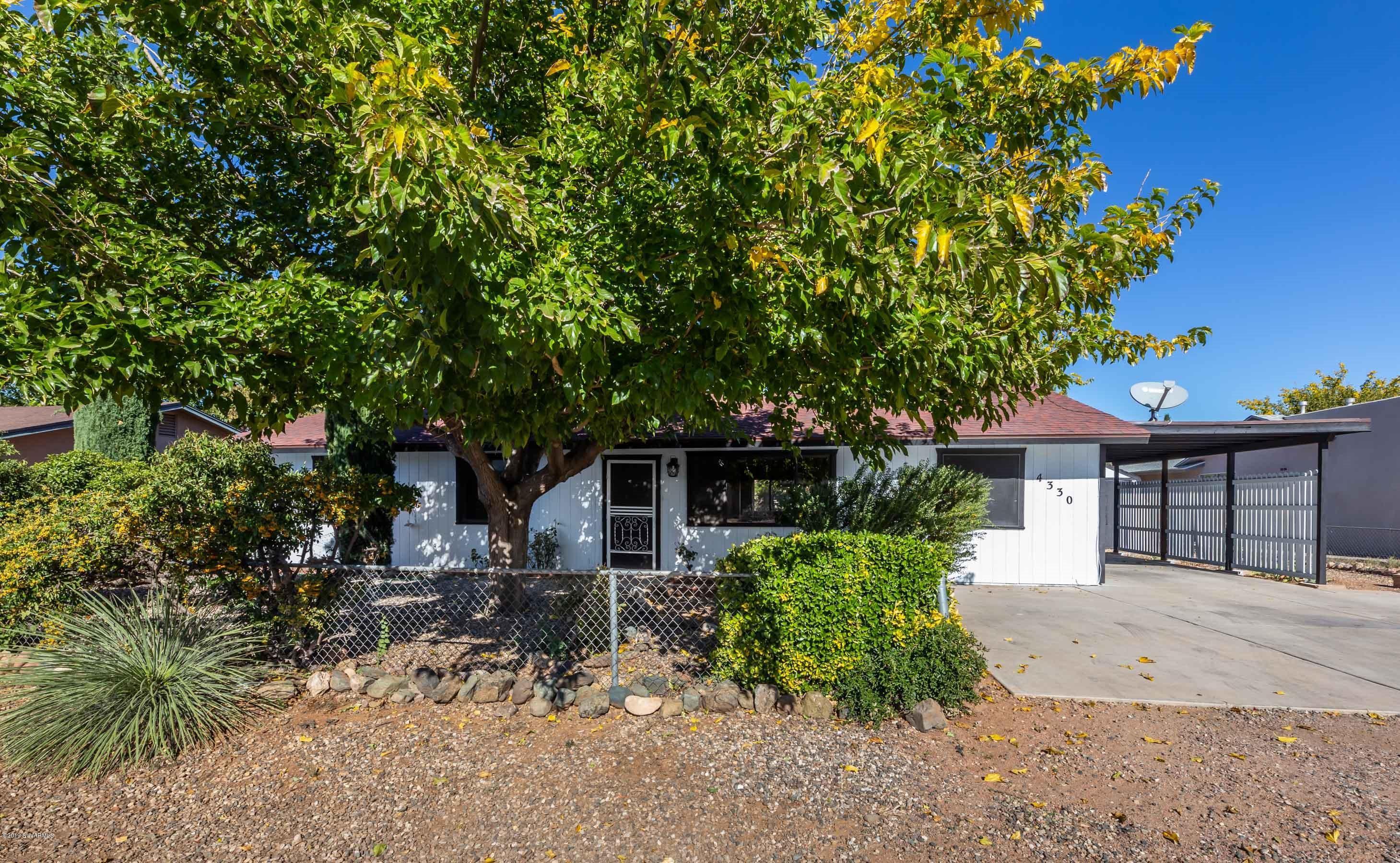 4330 Silver Leaf Tr Cottonwood, AZ 86326