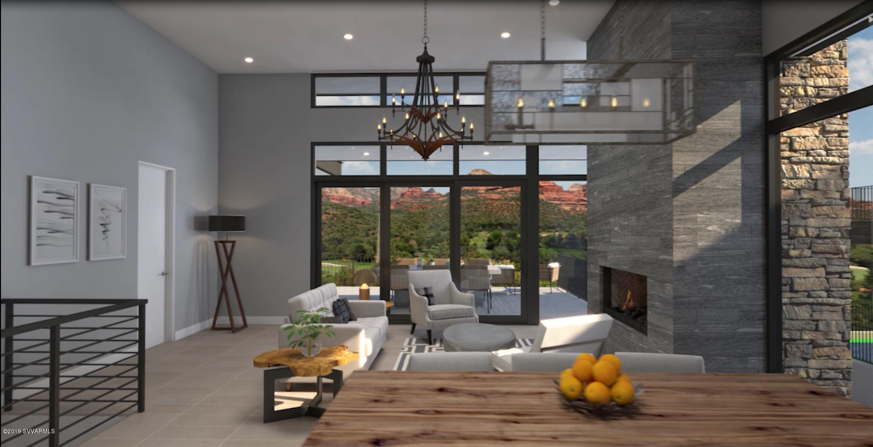 60 Sterling Pass Rd UNIT Lot 8 Sedona, AZ 86336