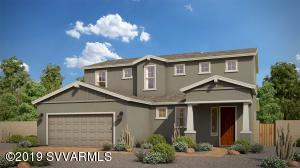 This beautifully upgraded Palisade plan showcases an open concept Great room that extends to an expanded covered patio. Perfect for entertaining, this home has a Gourmet kitchen with island, upgraded quartz counters, tile flooring, cabinetry, huge pantry and stainless-steel appliances with gas cooktop. Master bedroom & bathroom is on the main level. Lovely fireplace for cold nights. Amazing view lot on a cul-de-sac! Extra large three car garage. Solar panels & energy storage INCLUDED. Ask about potential tax savings. Aerobarrier and whole-house air filtration system INCLUDED. Built with low or no VOC materials for excellent indoor air quality!