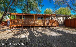 Come enjoy this nearly brand new home in West Sedona! No current HOA restrictions on vacation rentals, walking distance to shops, restaurants and more! Home was recently completely remodeled down to the studs and concrete block foundation. Brand new appliances with AC/Heat split systems as well as a new powder coat metal roof. Seller may carry financing. It is ready for a buyer to call this affordable property their next home!
