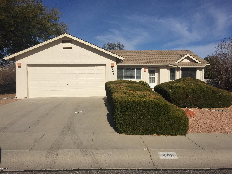 440 Casner Drive Clarkdale, AZ 86324