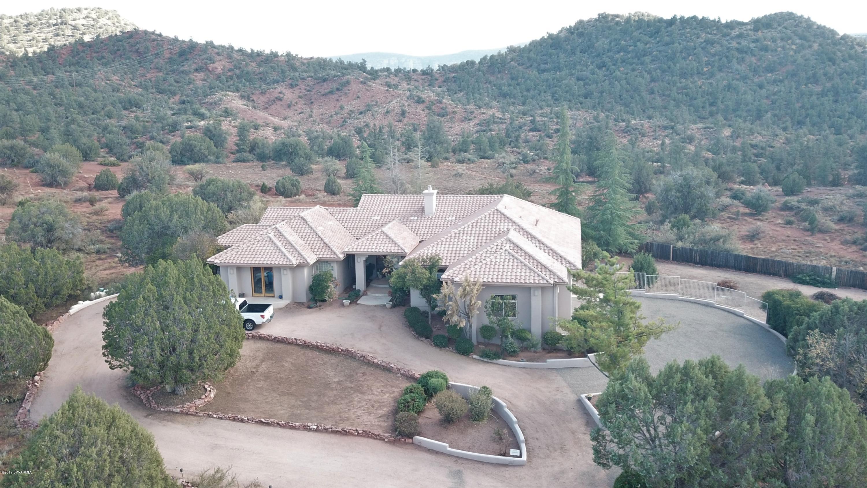 390 Chrysona Lane Sedona, AZ 86336
