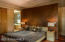 The private master suite is located at the north west of the property featuring stunning brazilian cherry hardwood flooring and a large built in contemporary style wardrobe