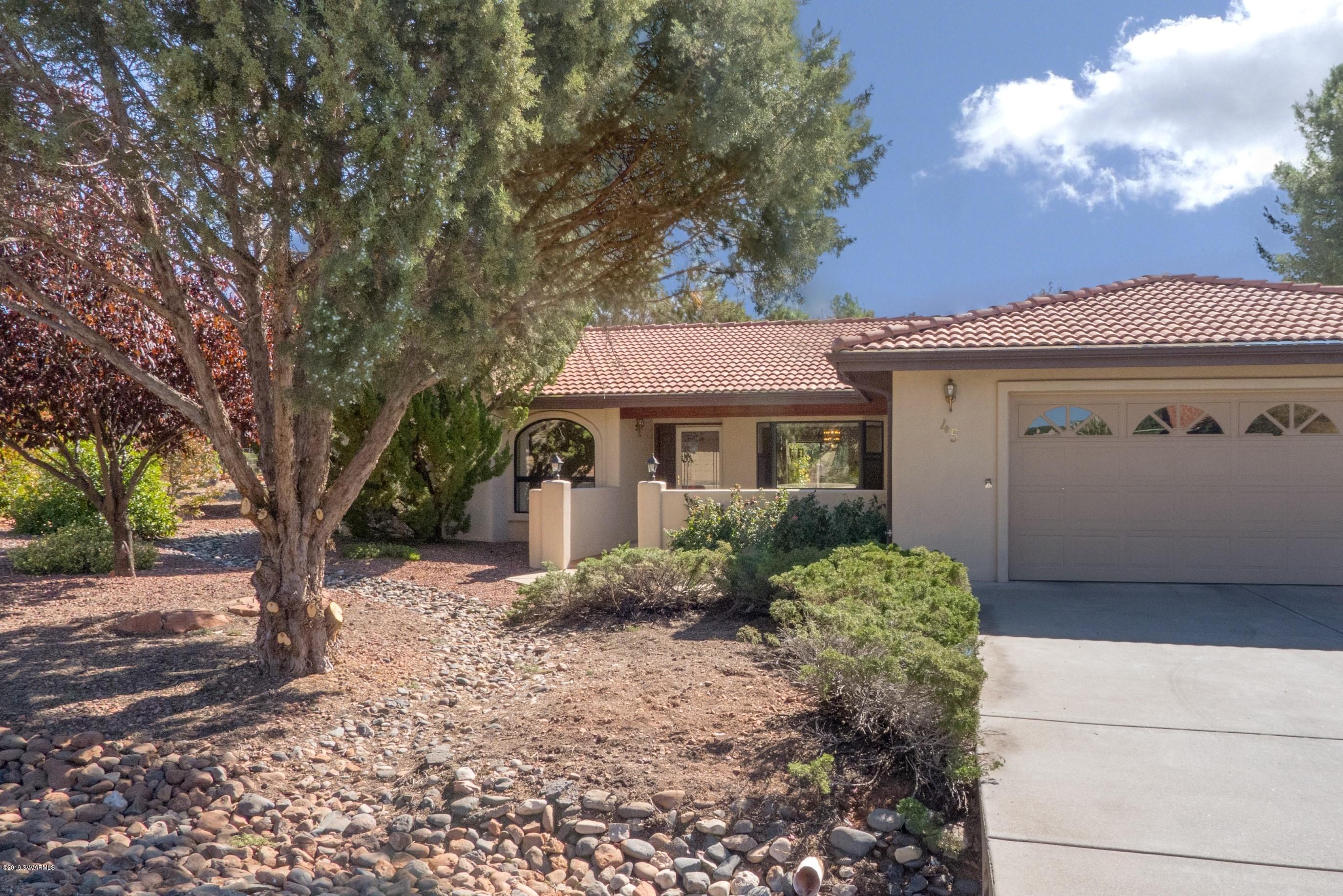 45 Rim Trail Drive Sedona, AZ 86351