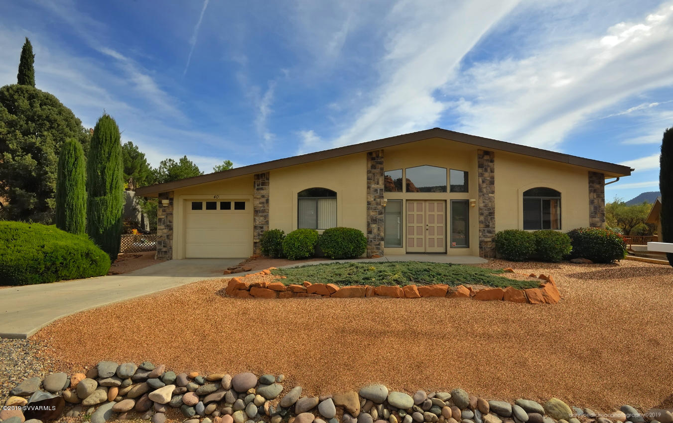 40 Box Canyon Rd Sedona, AZ 86351