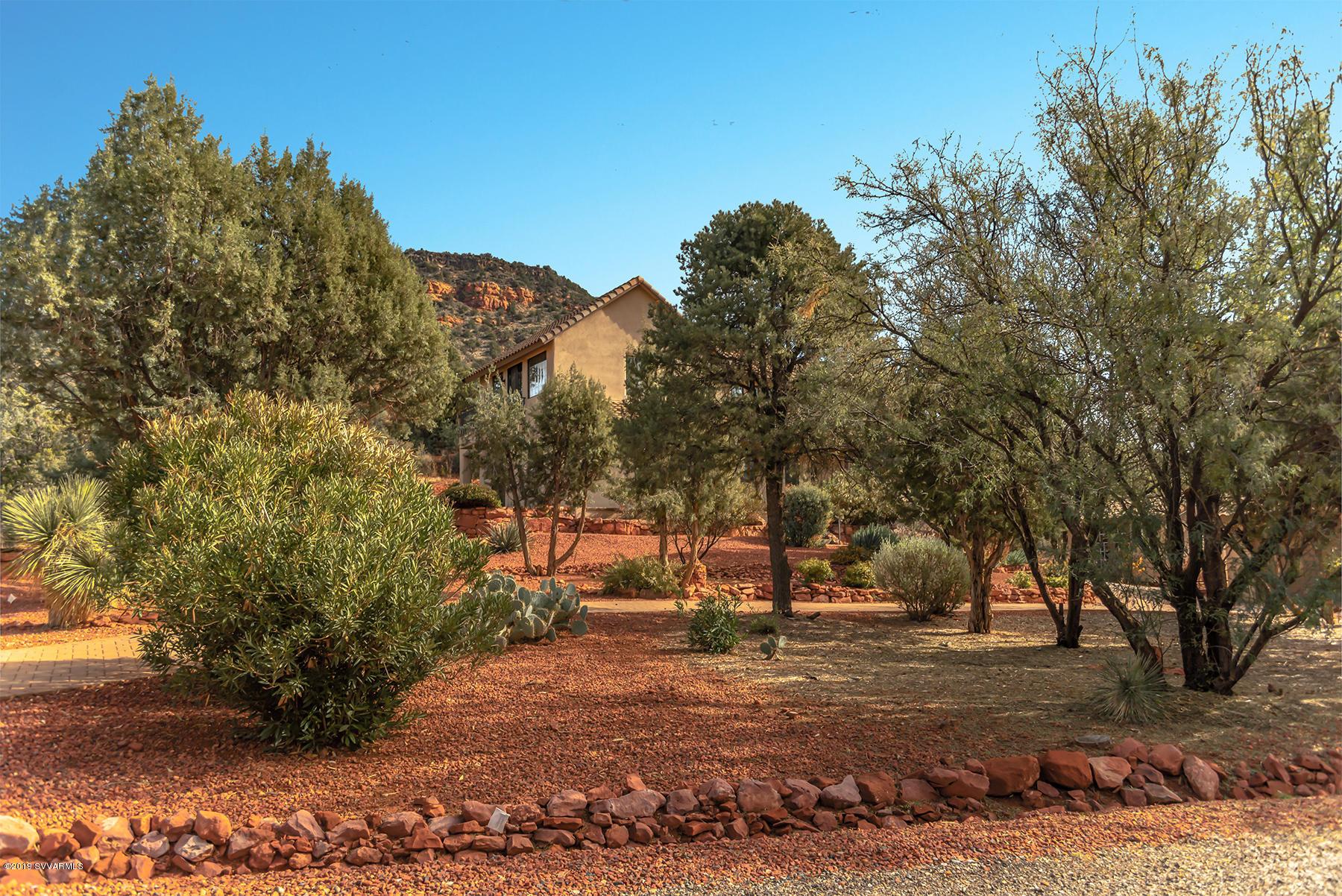 25 Wild Horse Mesa Circle Sedona, AZ 86351