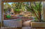 Large covered patio. Enjoy your own peaceful oasis of nature.