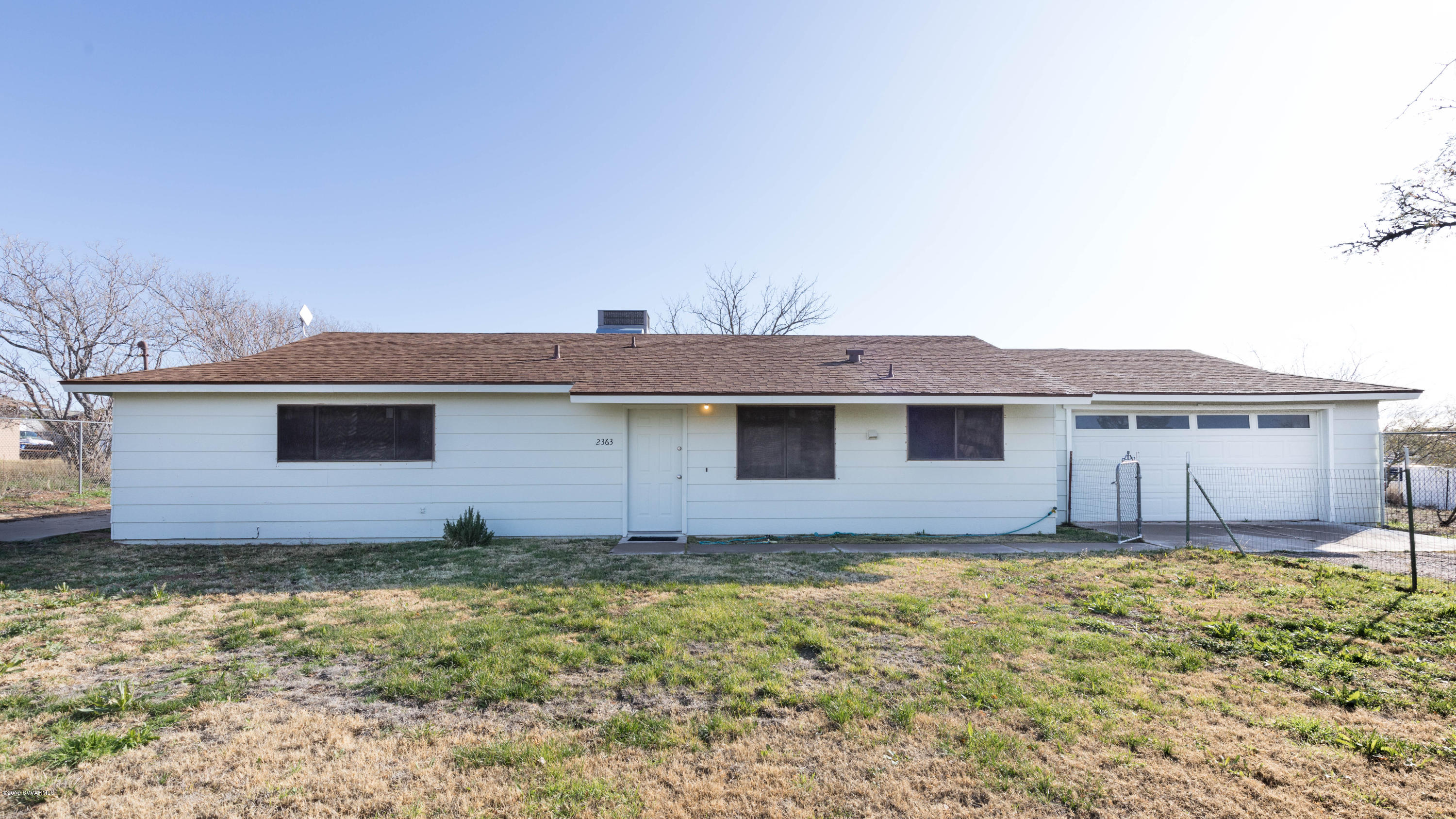 2363 N Private Drive Camp Verde, AZ 86322