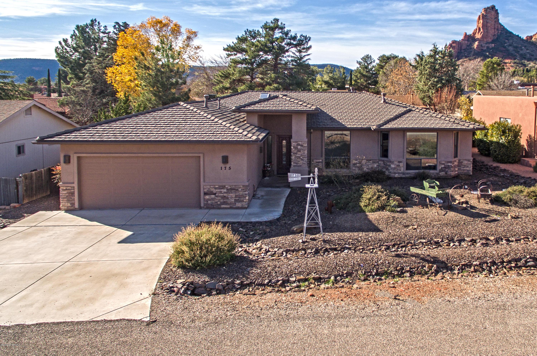 175 Cochise Drive Sedona, AZ 86351