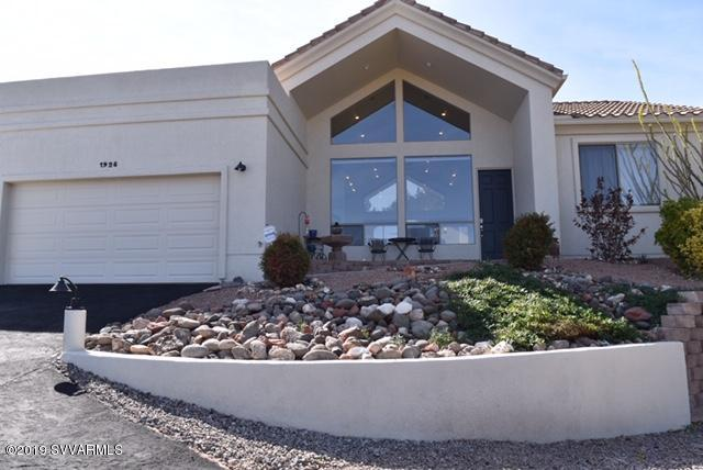 1928 S Deserama Circle Cottonwood, AZ 86326