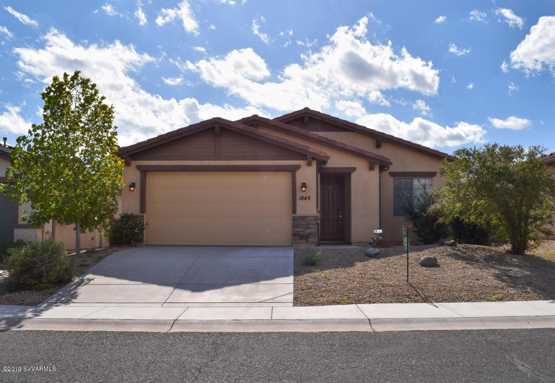 1845 Horseshoe Bend Circle Cottonwood, AZ 86326