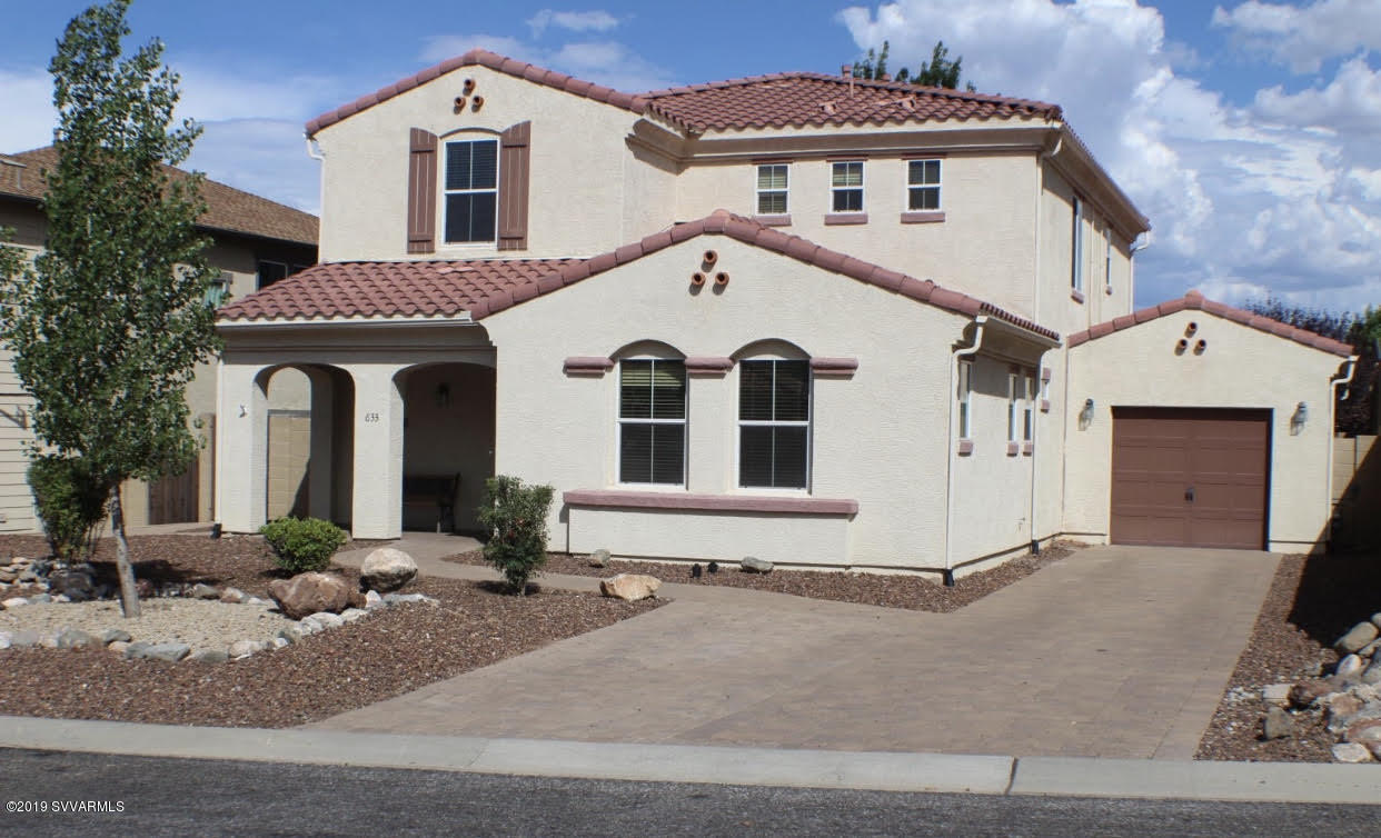 633 King Copper Rd Clarkdale, AZ 86324