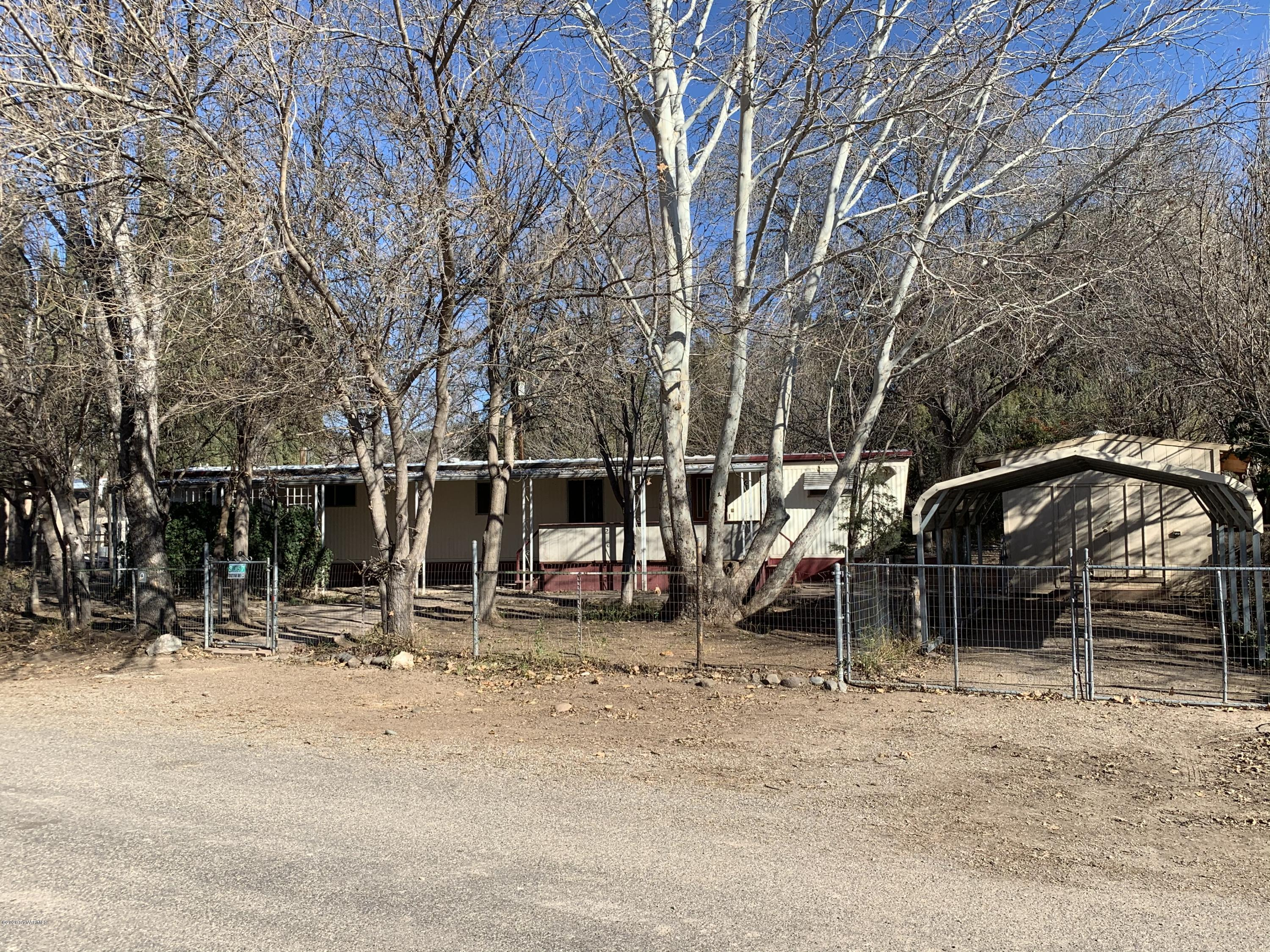 3057 S Dinky Creek Drive Camp Verde, AZ 86322