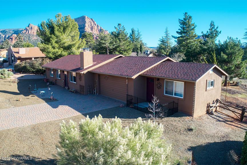 424 Antelope Drive Sedona, AZ 86336