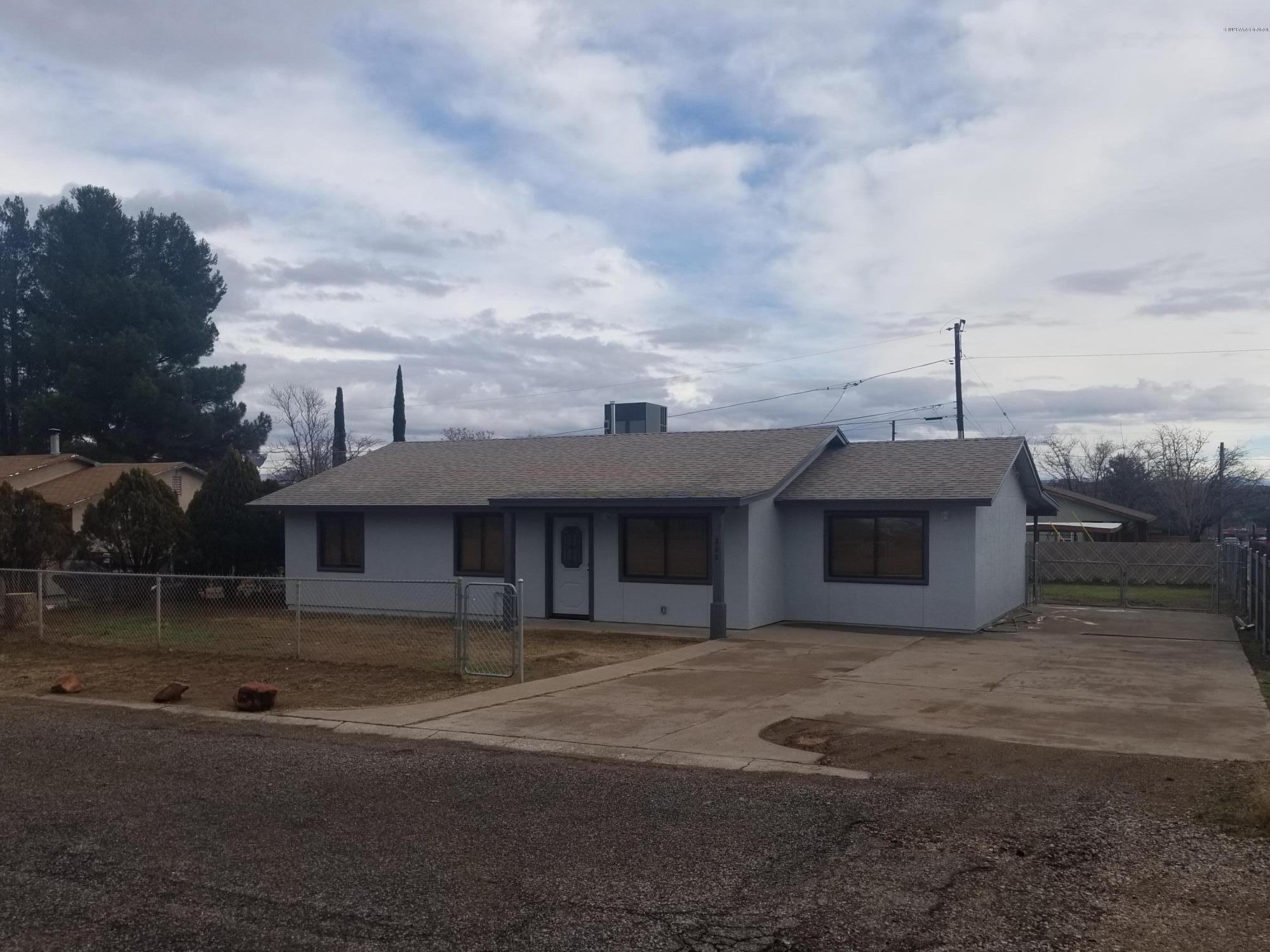 263 S 11th St Cottonwood, AZ 86326