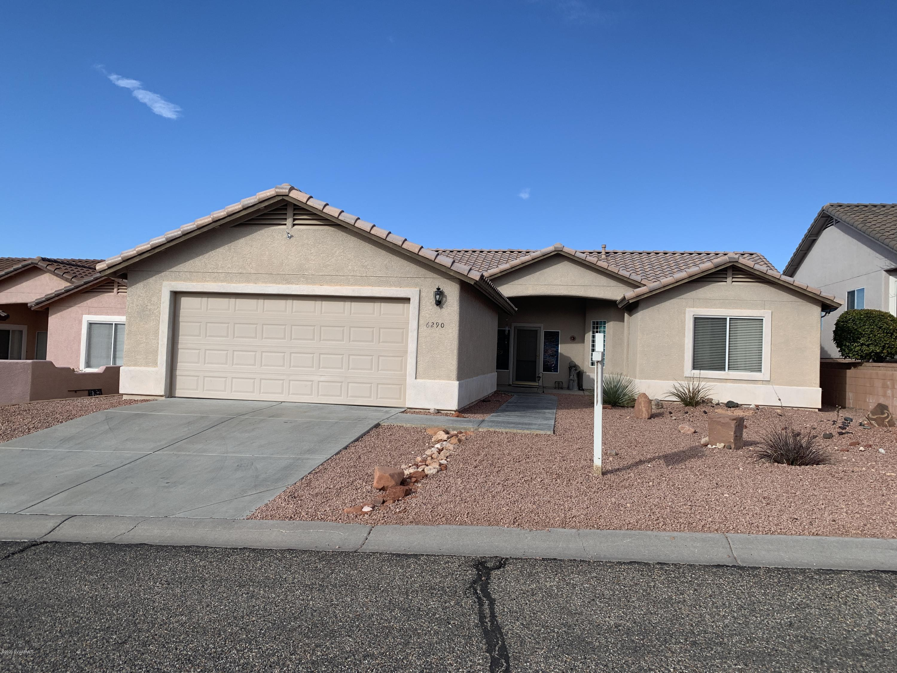 6290 E Quiet Canyon Court Cornville, AZ 86325