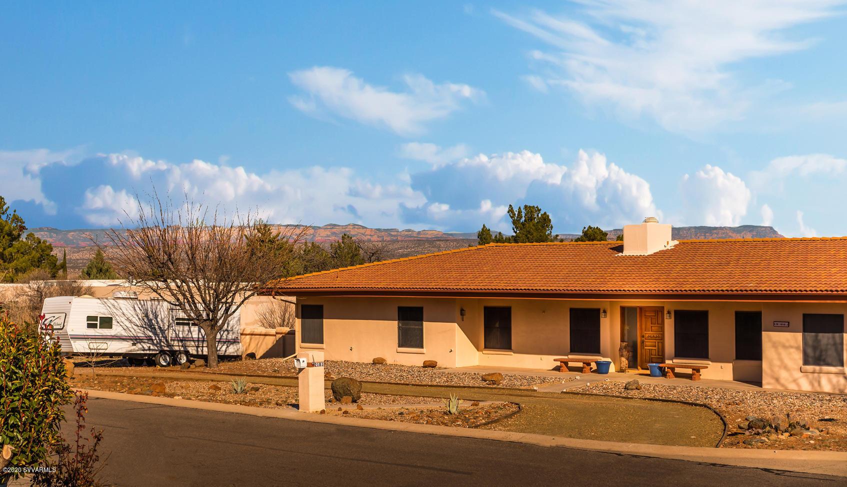 2181 Sky Drive Clarkdale, AZ 86324