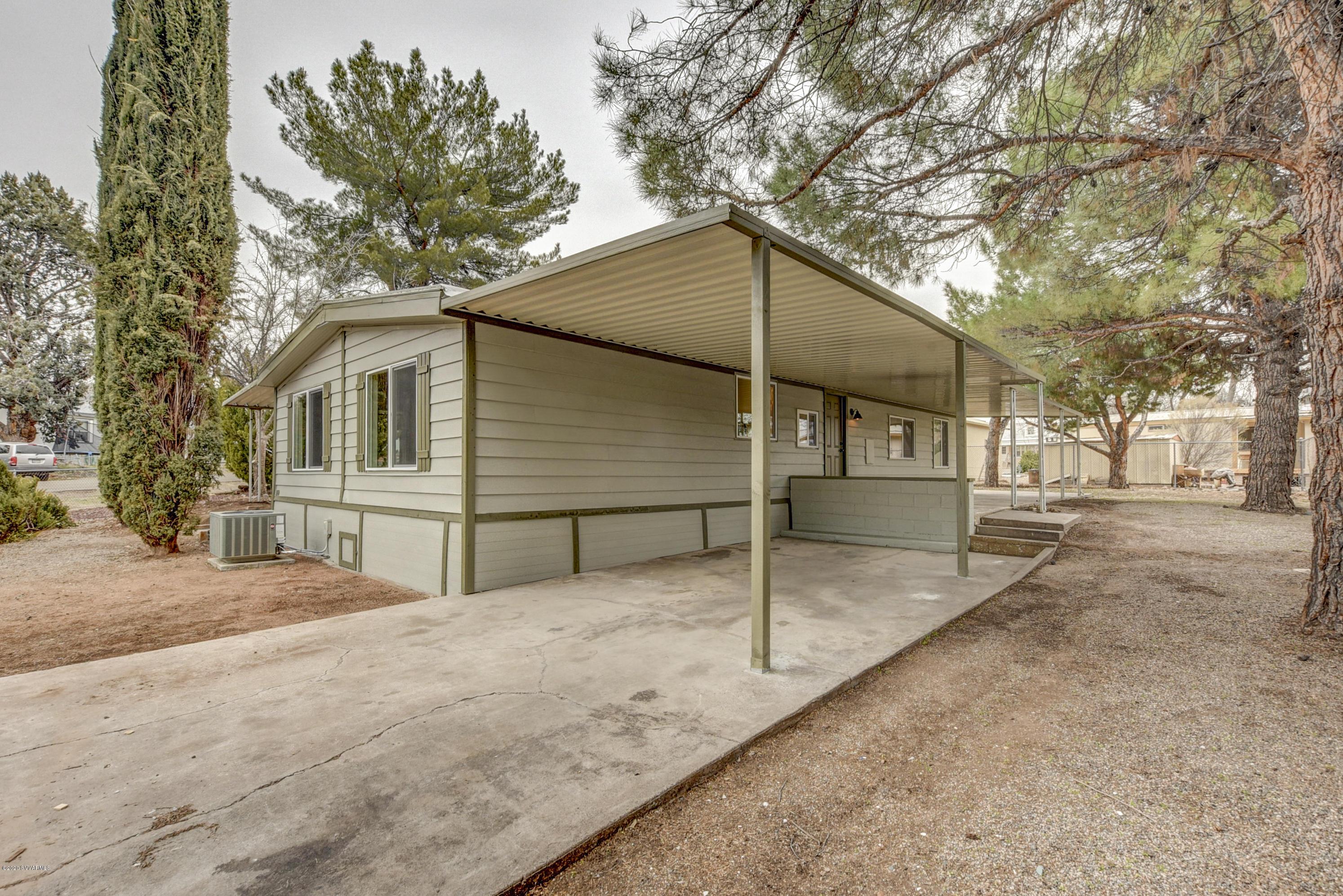 3615 E Tumbleweed Drive Camp Verde, AZ 86322