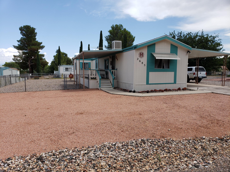 2685 S Sunset Drive Cottonwood, AZ 86326