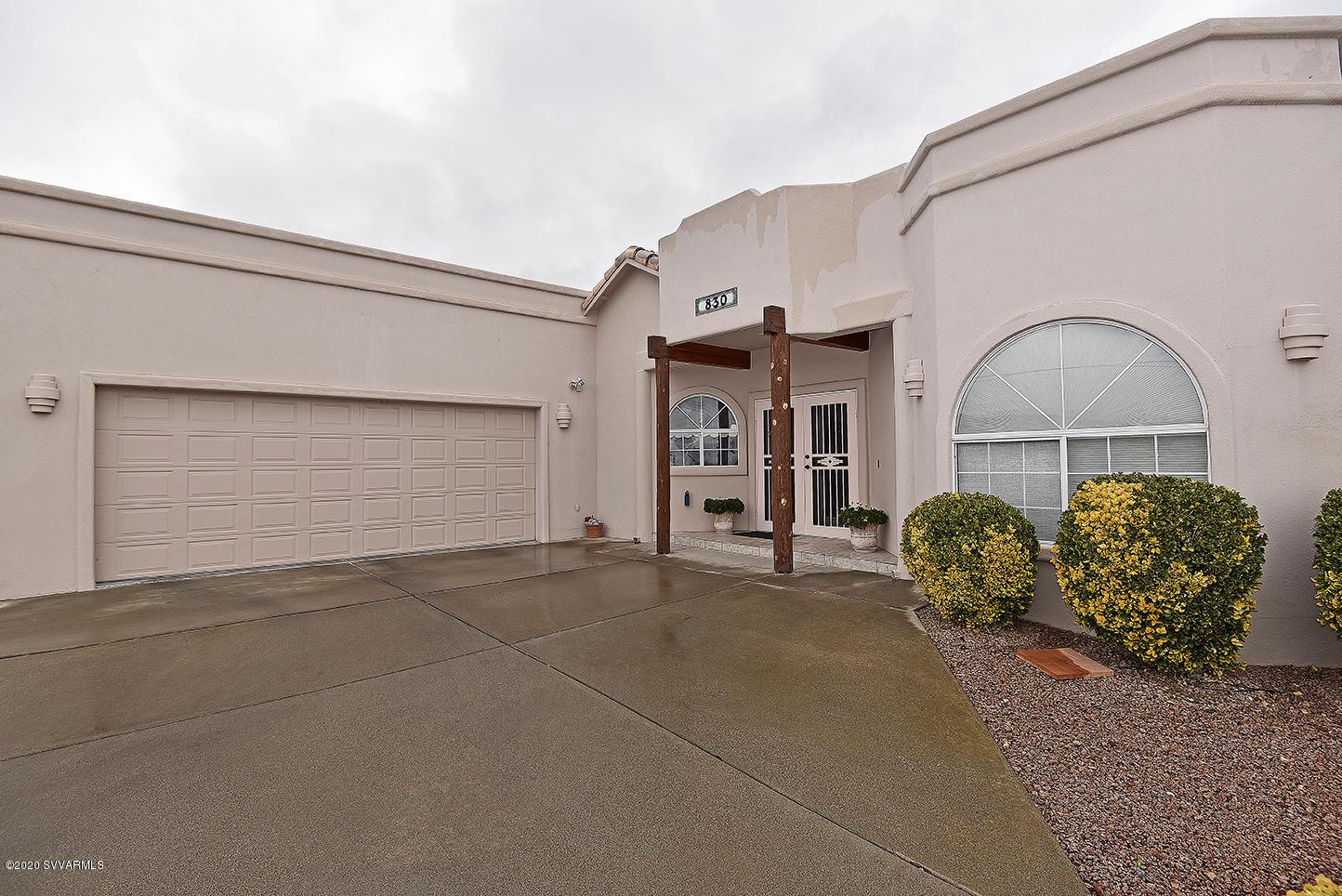 830 W Black Hills Drive Clarkdale, AZ 86324