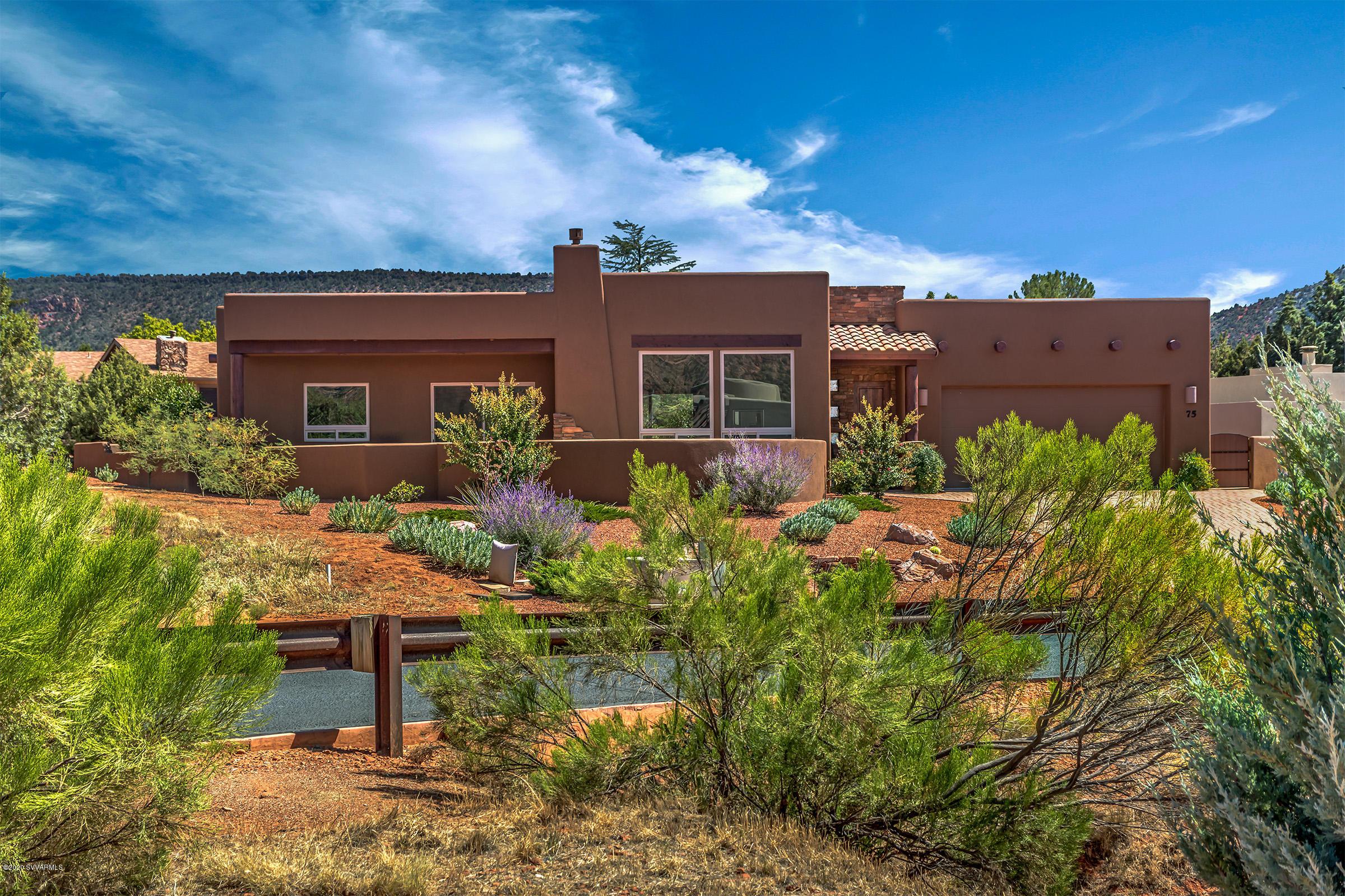 75 Overlook Way Sedona, AZ 86351