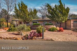 710 Mountain Shadows Drive, Sedona, AZ 86336