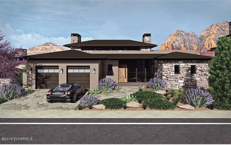 100 Sterling Pass Road UNIT Lot 4/5 Sedona, AZ 86336
