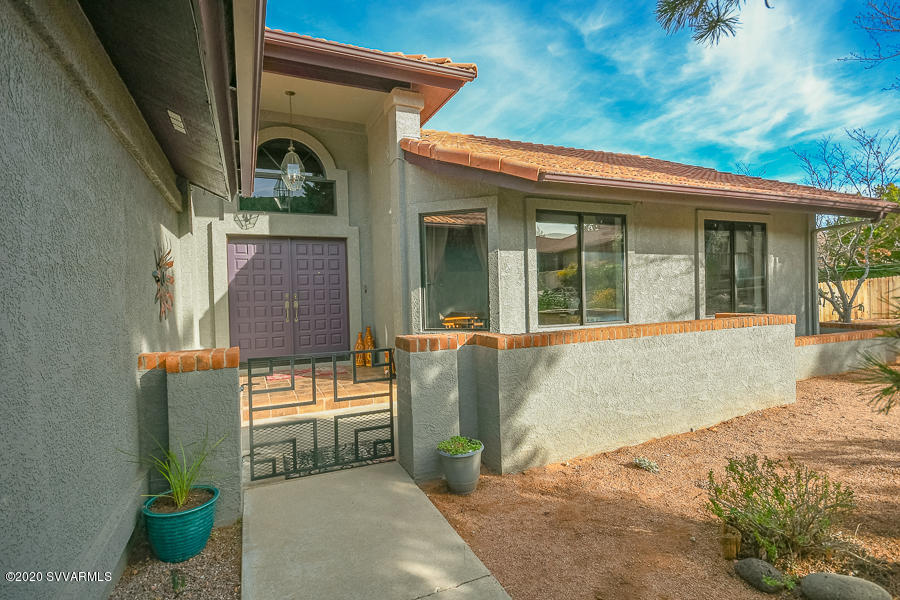 65 Sunset Circle Sedona, AZ 86336