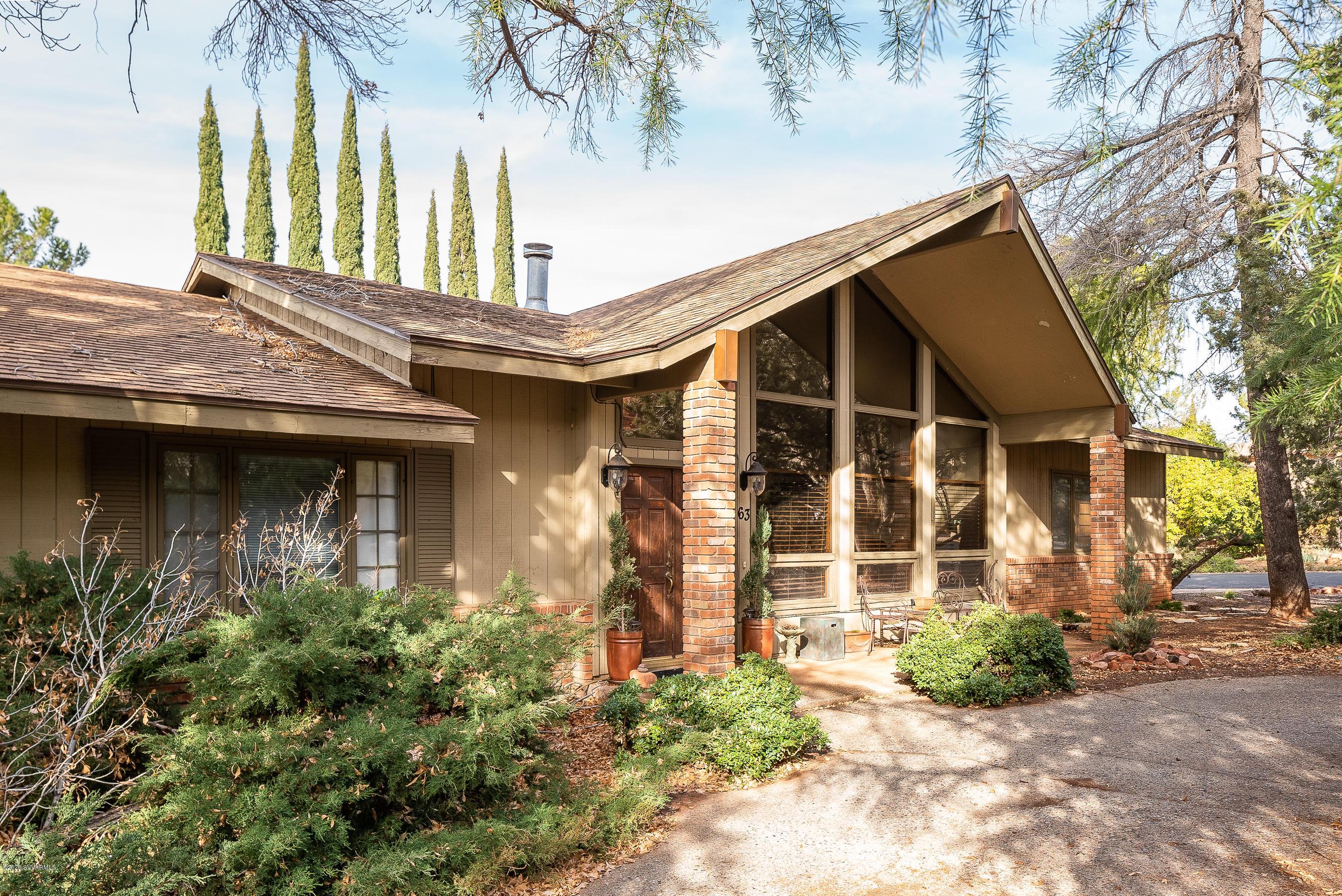 63 Antelope Drive Sedona, AZ 86336