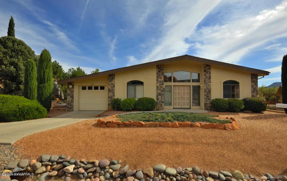 40 Box Canyon Rd Sedona, AZ 86351