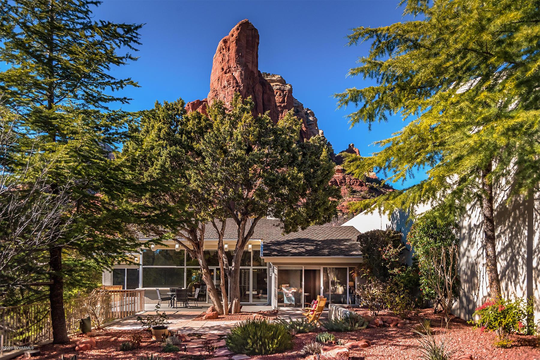 100 Shadow Mountain Drive Sedona, AZ 86336