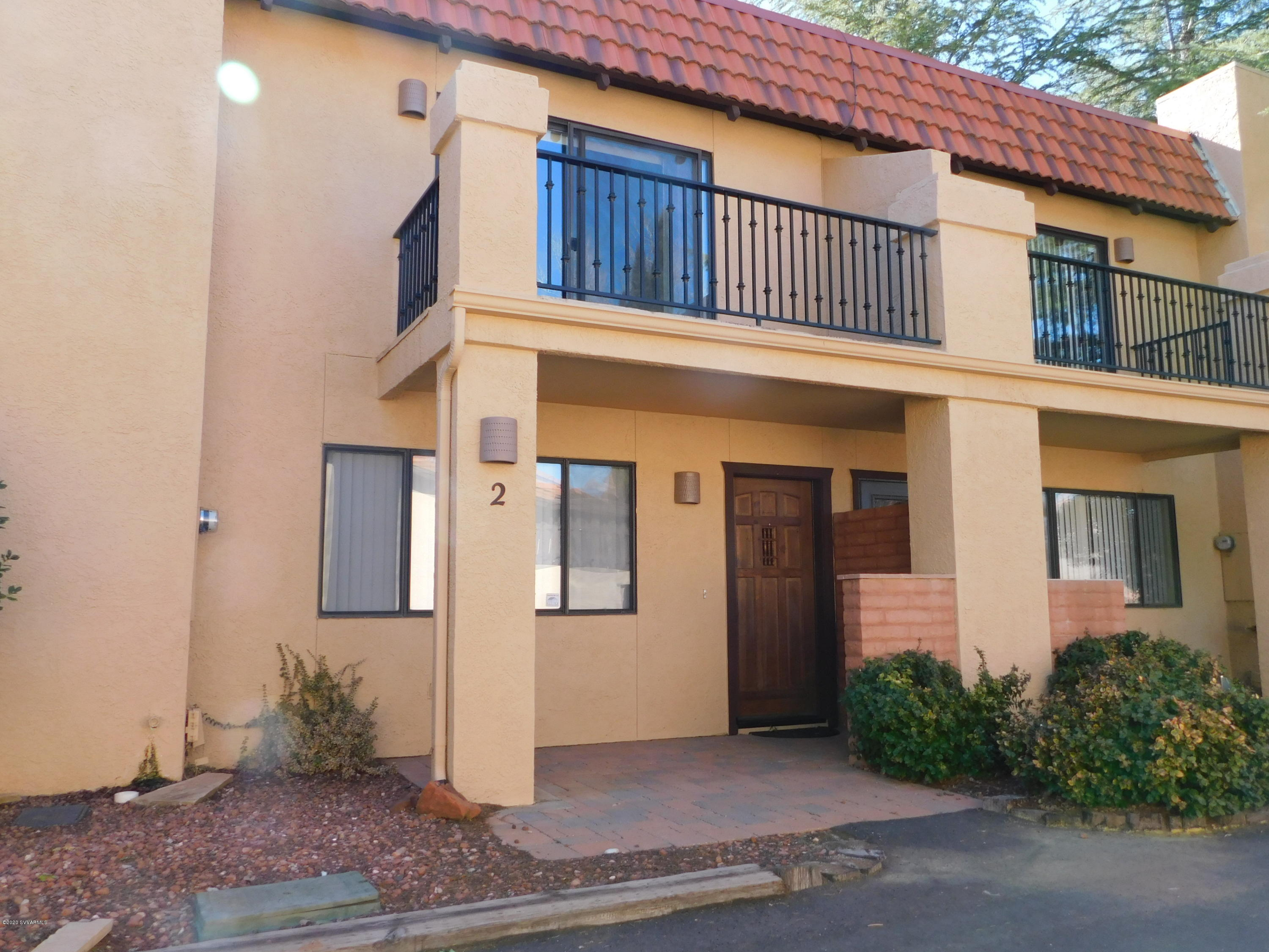 155 S Canyon Diablo Rd UNIT #2 Sedona, AZ 86351