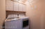 Laundry room located centrally for convenience!