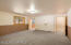 Extra large bedroom downstairs makes for perfect mother in law area,teen wing, or rental! Washer/Dryer hook ups in this area as well!