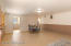 What more could you ask for downstairs! Living/dining area,bedroom,bath, kitchenette or make this a MAN CAVE/GAME AREA!