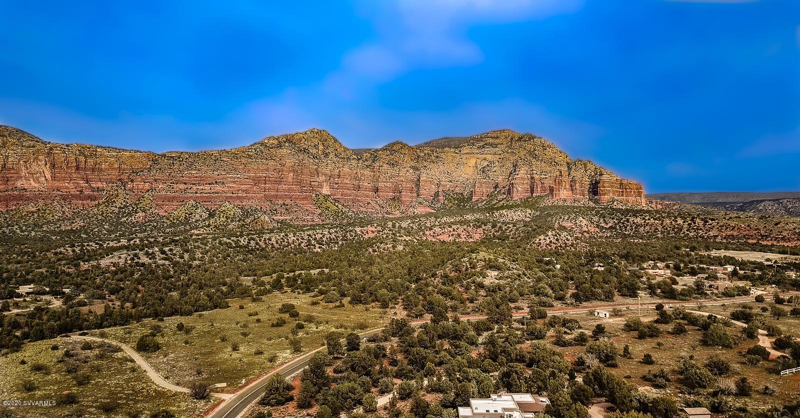 1015 Lee Mountain Sedona, AZ 86351