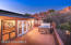 Nothing is finer than Sedona at twilight especially with your own backyard sanctuary