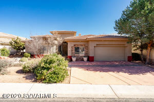 80 Sunridge Circle, Sedona, AZ 86351