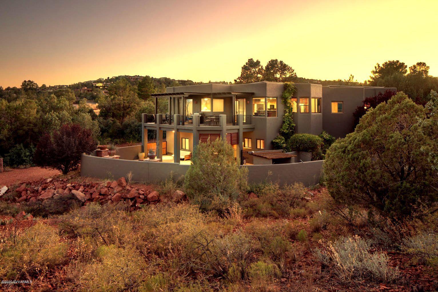 530 Foothills South Drive Sedona, AZ 86336