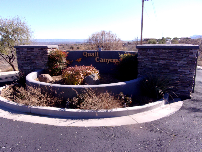2755 S Quail Canyon UNIT Lot #58 Cottonwood, AZ 86326